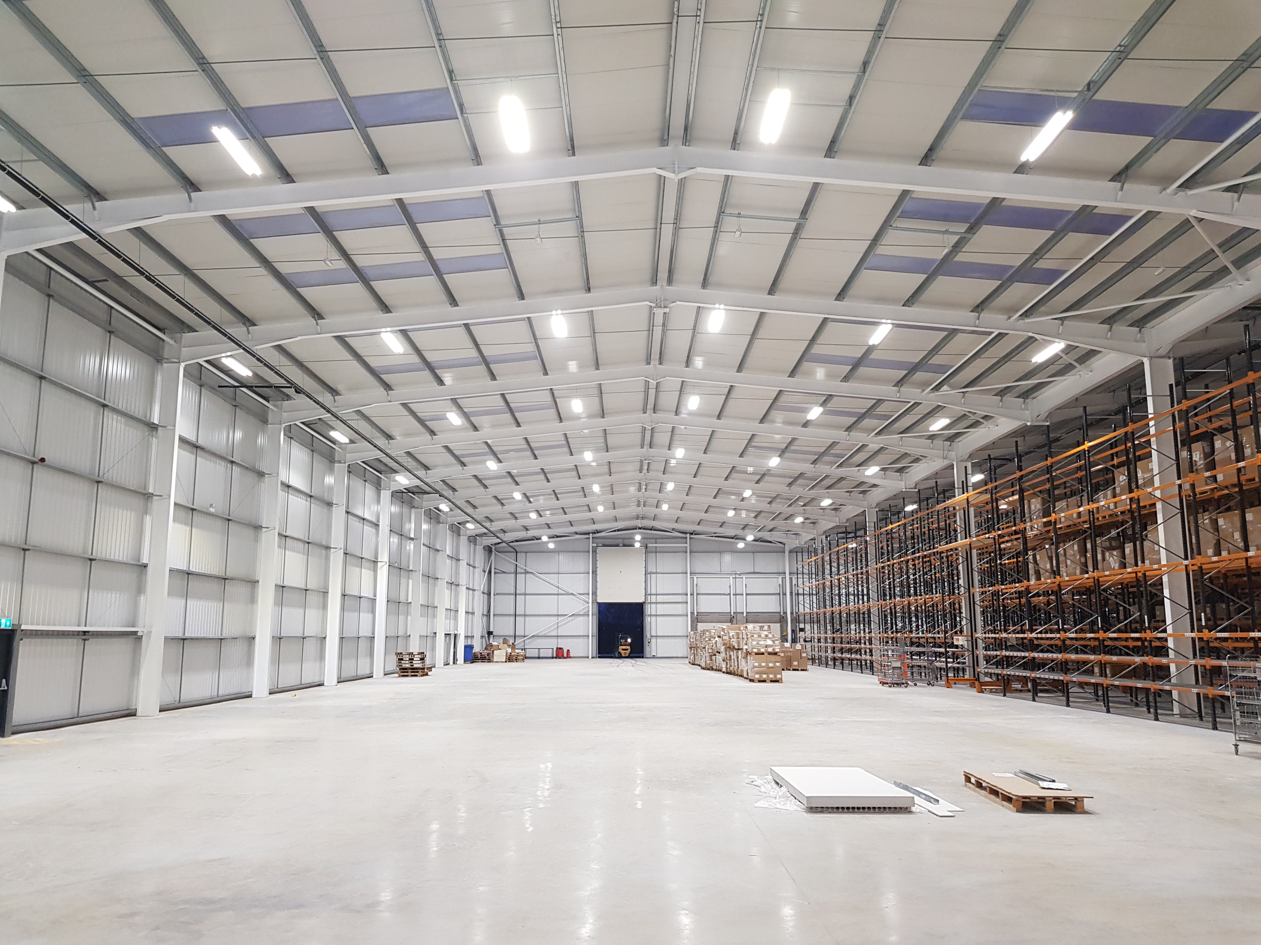 Industrial warehouse LED